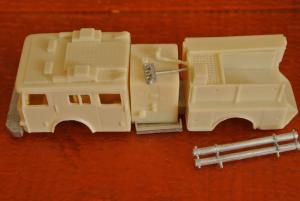 Bausatz Pumper Seagrave 1